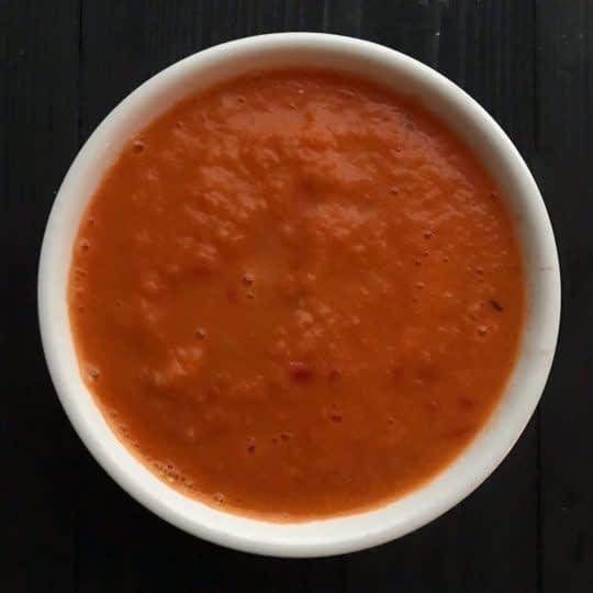 سس خوراک لوبیا