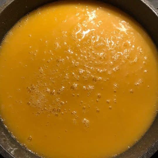 پوره کردن سوپ