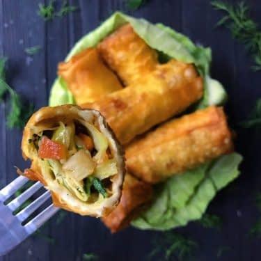 بورک سبزیجات