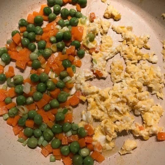 پختن تخم مرغ