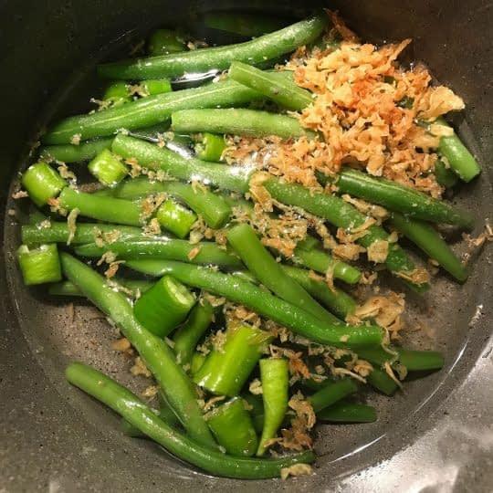 پختن لوبیا