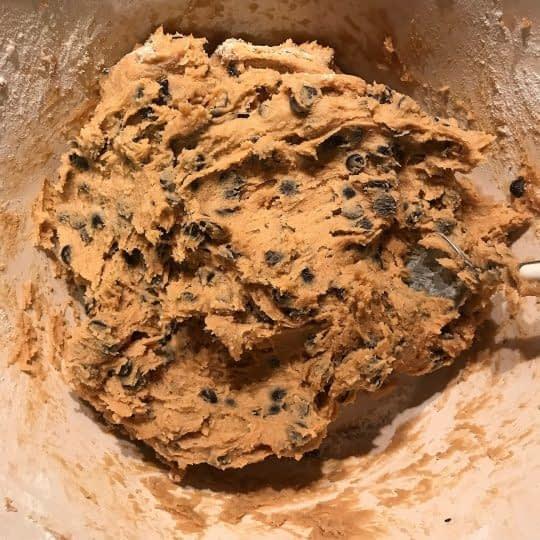 اضافه کردن شکلات چیپسی