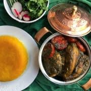 traditional torsh vash stew