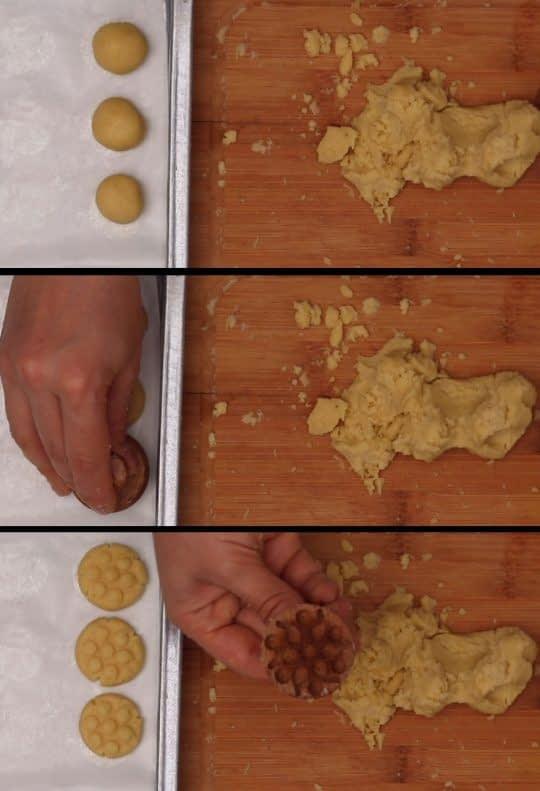مهر زدن شیرینی ها