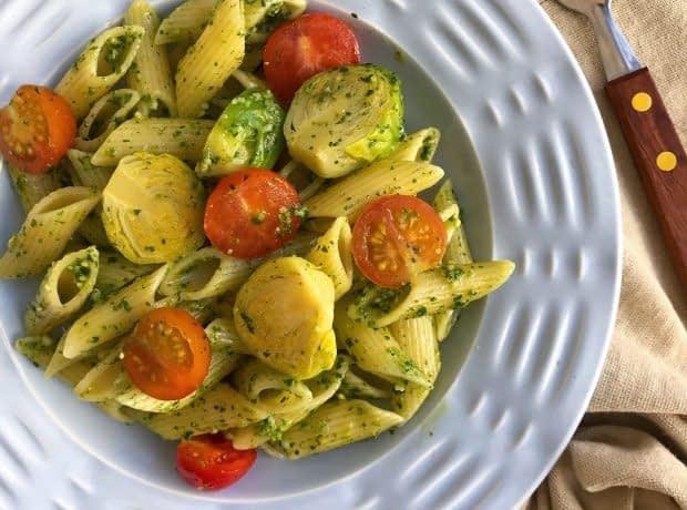 Brussels pasta