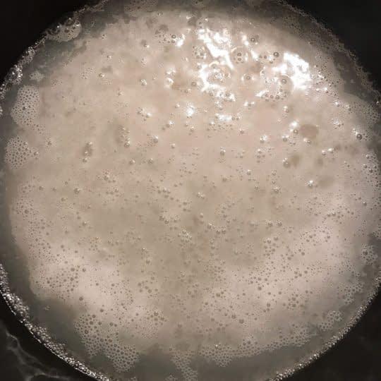جوشاندن برنج