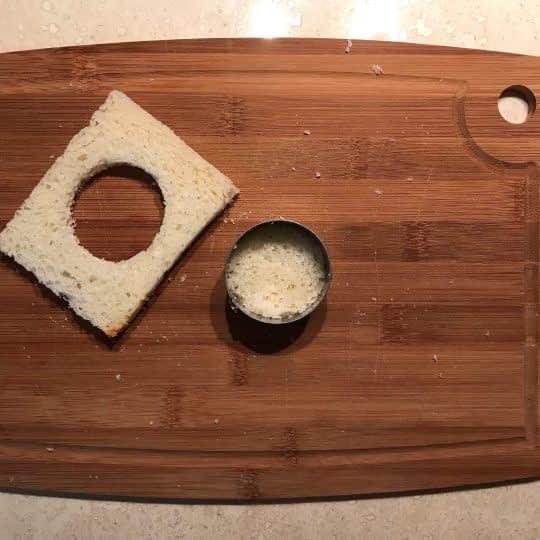قالب زدن نان