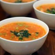طرز تهیه سوپ جو