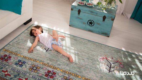 فرش برای کودک