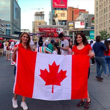مهاجرت کانادا