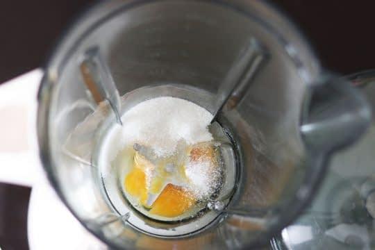 شکر و تخم مرغ