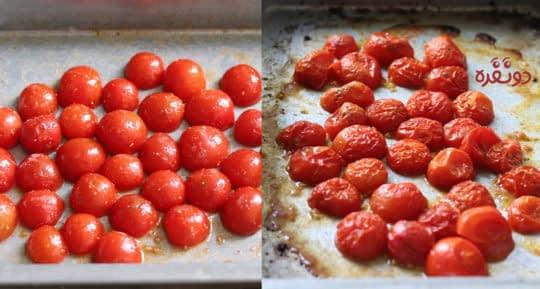 گوجه رست شده