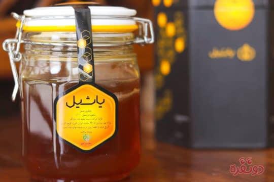 عسل یاشیل