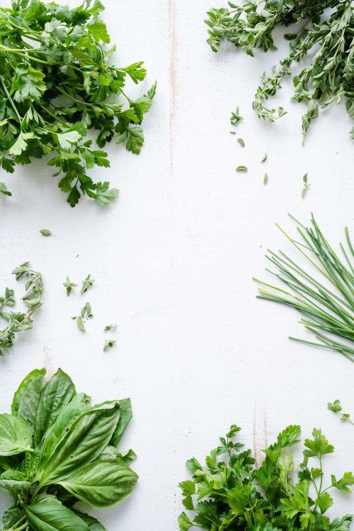 انواع سبزی